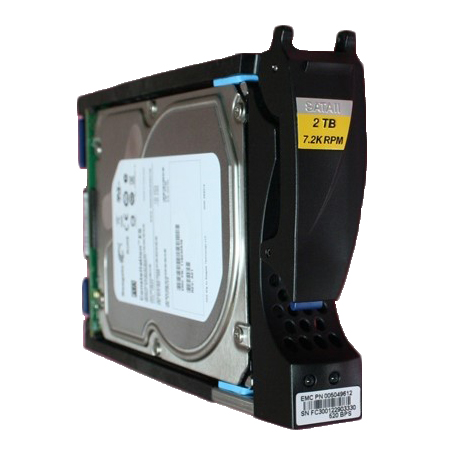005049061 / CX-SA07-020 EMC 2TB SATA Hard Drive - 118032706, 005049061, 005049058, 005049457, 005049240