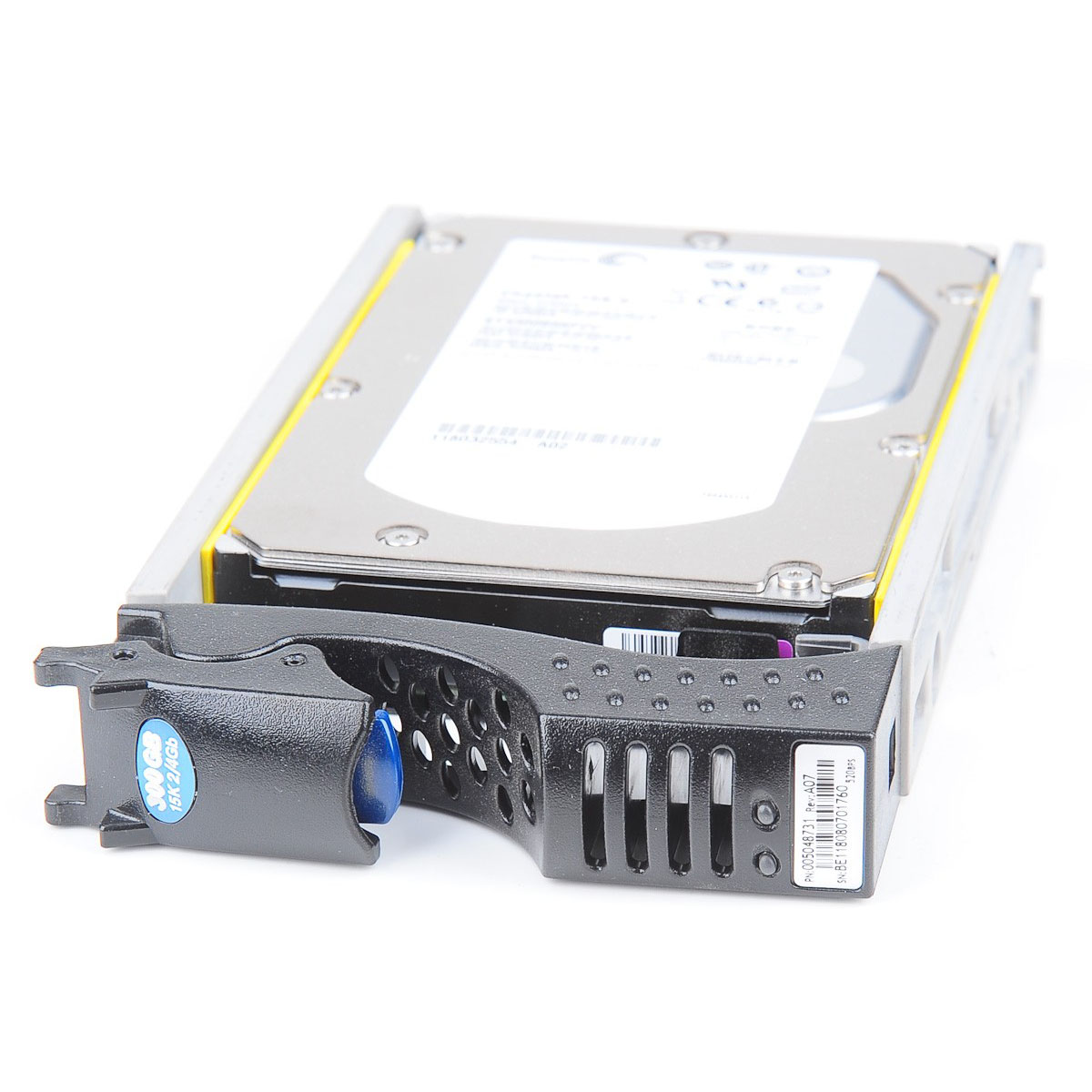 005048731 / CX-4G15-300 EMC 4Gb/s 300GB 15k RPM FC Hard Drive