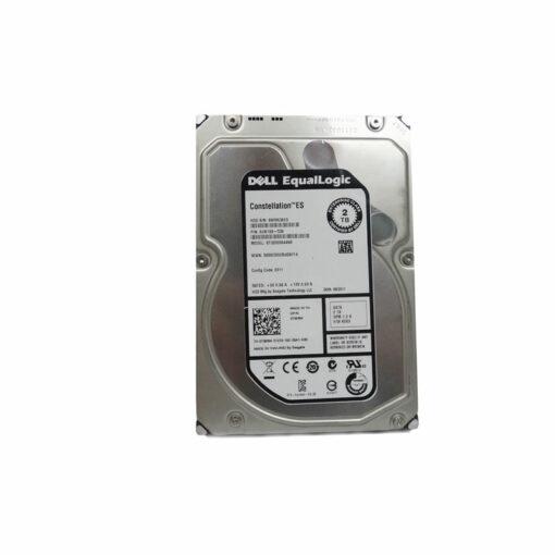 9JW168-536 - Dell EqualLogic 2TB 7.2k SATA Hard Drive 0T926W, ST32000644NS