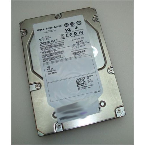 9FN066-057 - Dell EqualLogic 600GB 15k SAS HDD - ST3600057SS