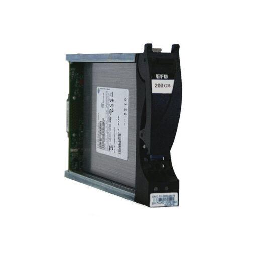 005049076 / CX-AF04-200 EMC 200GB SSD EFD Hard Drive