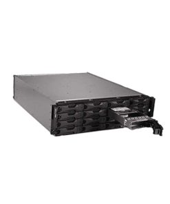 Dell EqualLogic PS3800XV 16x SAS Trays ISCSI SAN Storage System