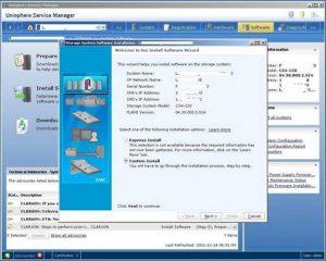 Figure 4.1 - Custom Install