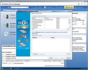 Figure 4.2 - Software Selection