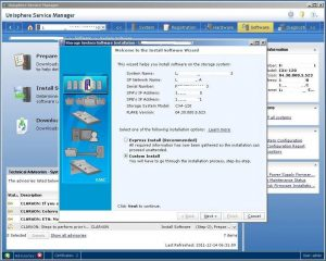 Figure 3.3 - Custom Install