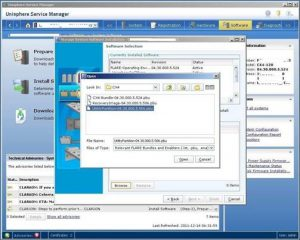 Figure 4.10 - Select Utility Partition