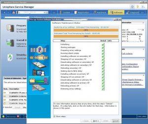 Figure 3.22 - Software Maintenance Status - Complete
