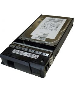 NetApp X412A-R5 108-00227 600GB 15K 3Gb SAS Hard Drive