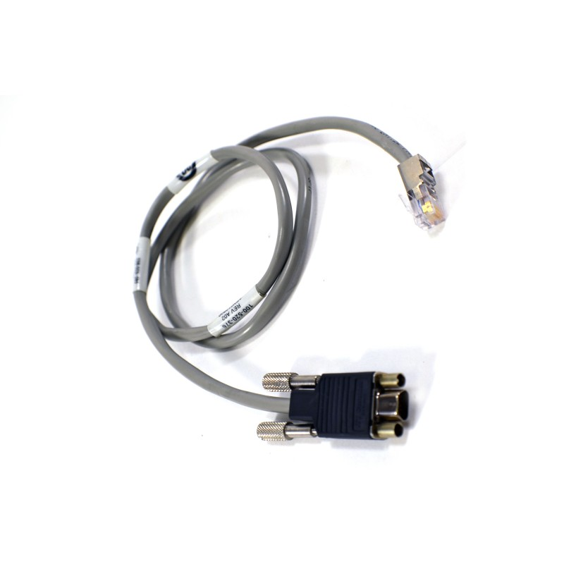 038-003-085 EMC SPS Serial Sense Cable Micro DB9 to RJ12