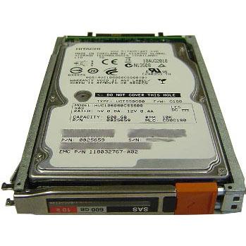 "V3-2S10-600 EMC 2.5"" 600GB 10K SAS Hard Drive - 005049294, 005049250, 005049203"