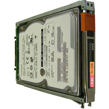 "V3-2S10-900 EMC 2.5"" 900GB 10K SAS Hard Drive - 005049206, 005049295"