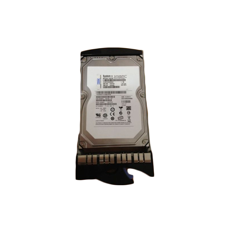 IBM 43W7630 43W7626 1TB 7.2K SATA Hot-Swappable Hard Drive for IBM System X Servers