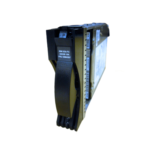 IBM 5223 39M4594 39M4597 42D0370 300GB 10K 2GB/S Fibre Channel E-DMM Hard Drive for IBM TotalStorage