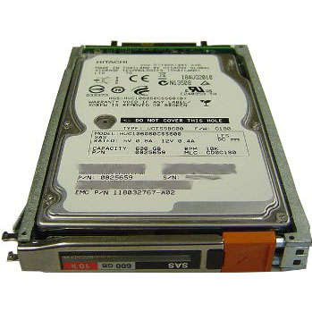 "VX-2S10-600 EMC 2.5"" 600GB 10K SAS Hard Drive - 005049250, 005049203 (Copy)"