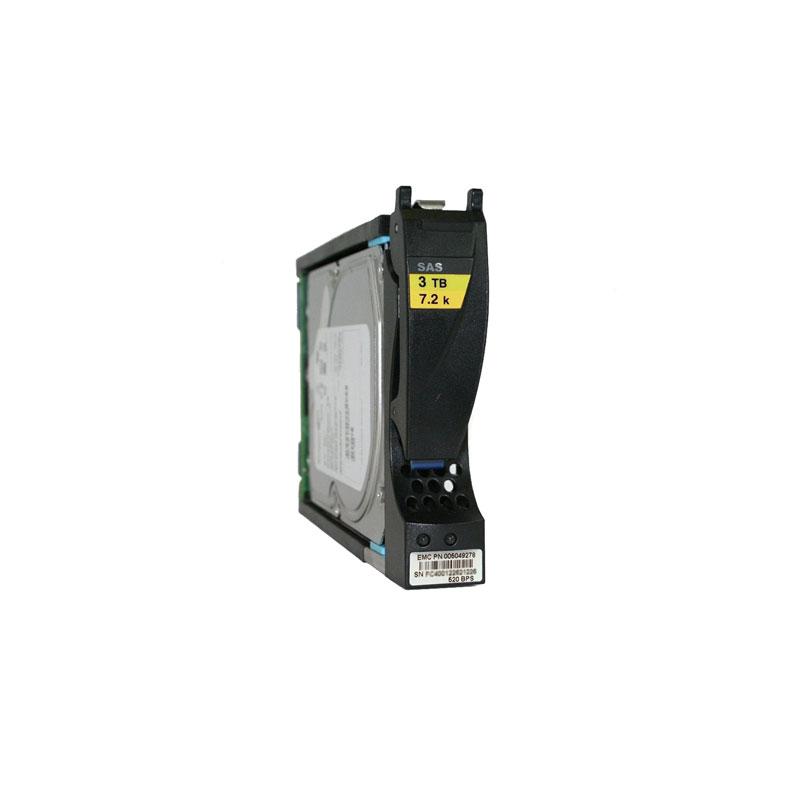 V4-VS07-030 EMC 3TB NL-SAS Hard Drive 005049278, 005049280, 005052063