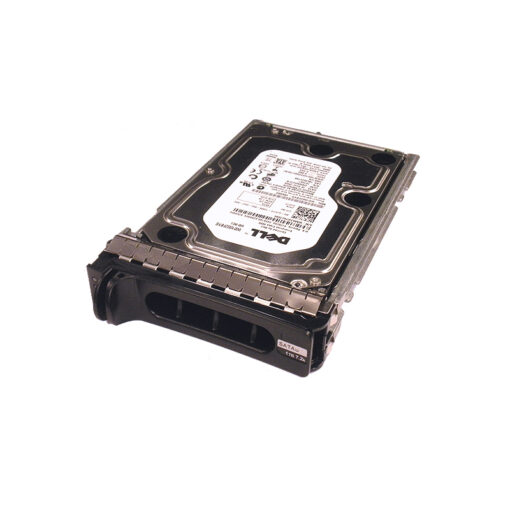 V8FCR 1TB 7.2k SATA Hard Drive in Caddy for Dell PowerEdge PowerVault WD1003FBYX-18Y7B0, 0V8FCR