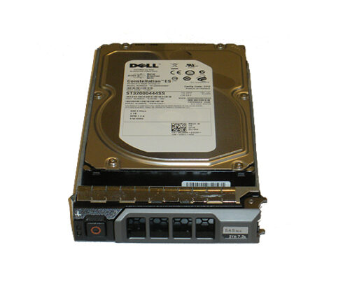 "202V7 - Dell PowerVault PowerEdge 4TB 7.2K NL-SAS 3.5"" with Tray - 0202V7 529FG WD4001FYYG"