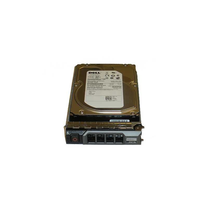 "67TMT - Dell PowerVault PowerEdge 2TB 7.2K SAS 3.5"" - 9YZ268-046, ST200NM0001"
