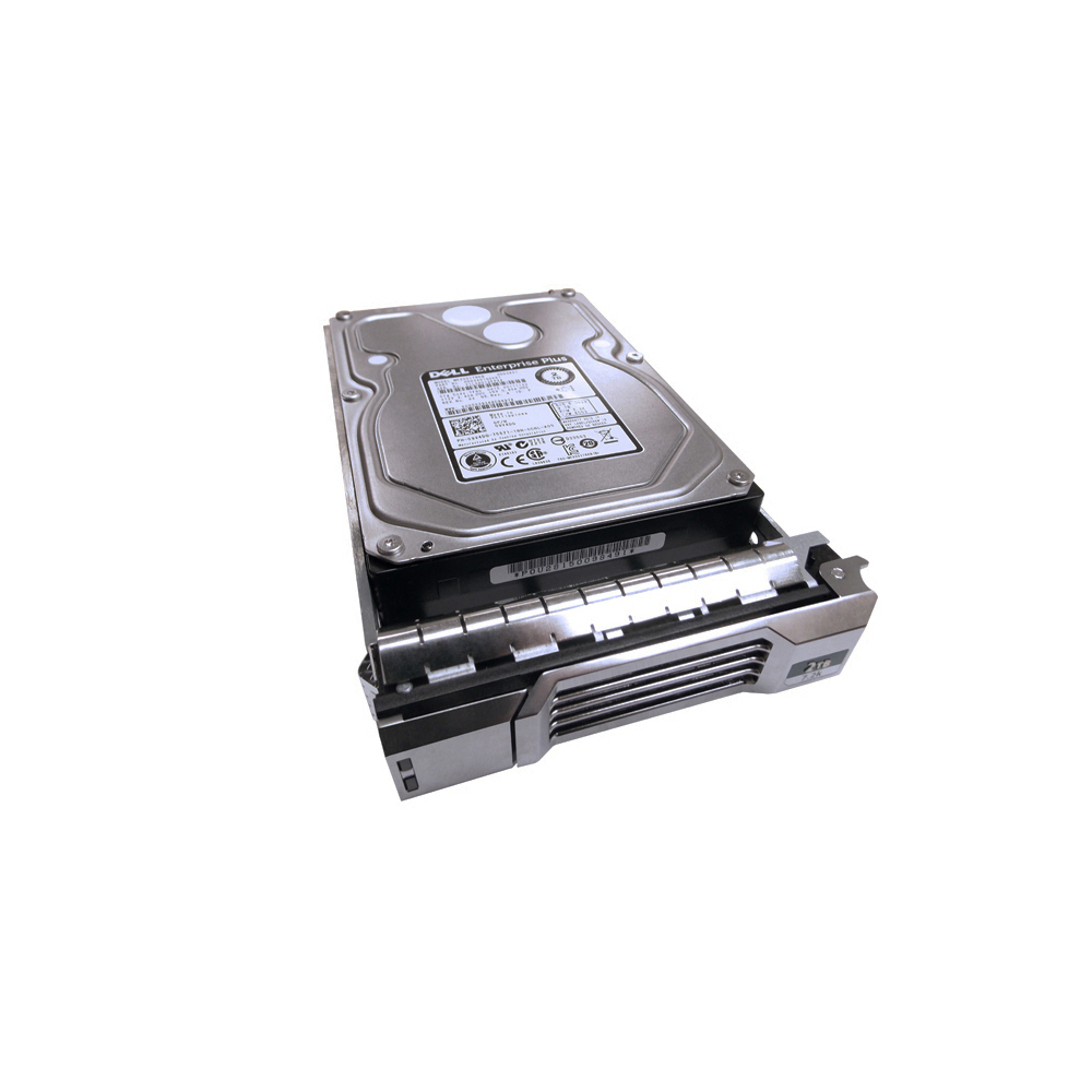 9V4DG Dell EqualLogic 2TB 7.2k SAS 3.5in HDD with Tray MK2001TRKB