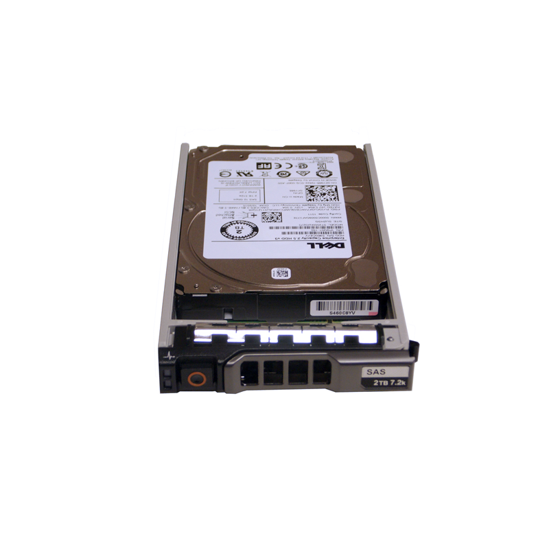 XY986 - Dell PowerEdge PowerVault 2TB 7 2K SAS 2 5