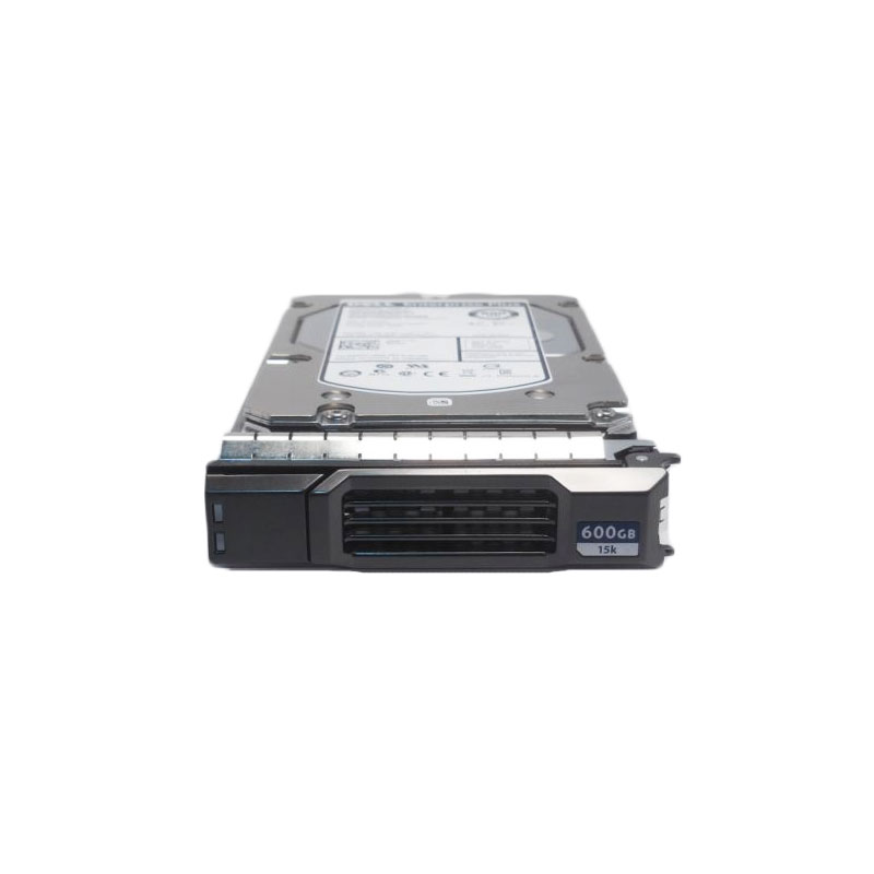 "02R3X - Dell EqualLogic 600GB 15k 3.5"" SAS Hard Drive with Tray 9FN066-056 ST3600057SS"