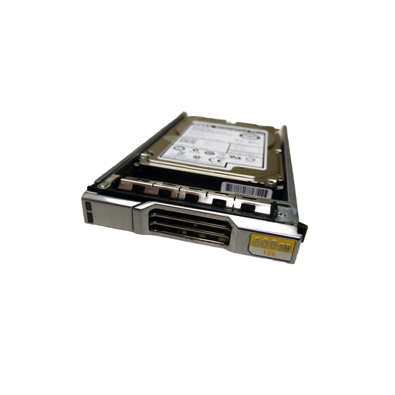"0FK3C Dell EqualLogic 600GB 10k SAS 2.5"" HDD with Tray 9WG066-157 ST600MM0006"