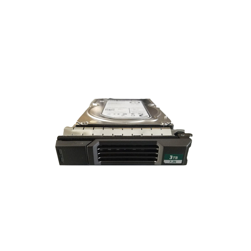 4CMD9 Dell EqualLogic 3TB 7.2k SAS 3.5in HDD with Tray 9ZM278-157 ST3000NM0023