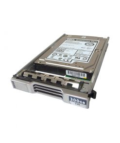 "8WR71 Dell EqualLogic 300GB 15k SAS 2.5"" HDD with Tray 9SW066-158, ST9300653SS"