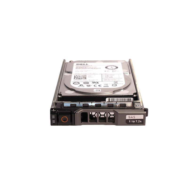 "09W5WV 1TB 7.2k SAS 2.5"" Hard Drive in Caddy for Dell PowerEdge PowerVault ST91000640SS"