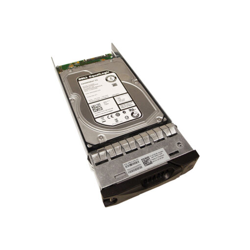T2F3P Dell EqualLogic 2TB 7.2k SATA Hard Drive with Tray 9JW168-536