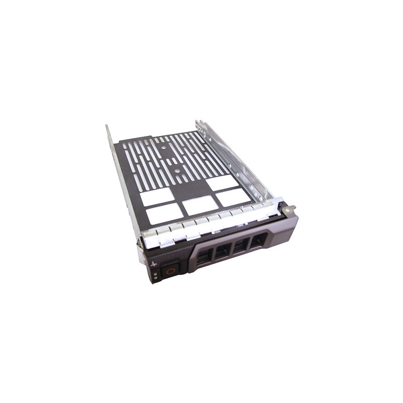 F238F Dell PowerVault PowerEdge SAS SATA Hard Drive Tray No Interposer G302D