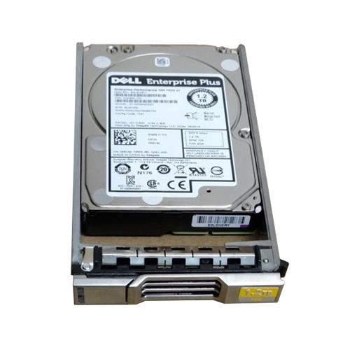 "68V42 Dell EqualLogic 1.2TB 10k 6Gbps 2.5"" SAS HDD w/Tray - 1DA200-157, ST1200MM0007"