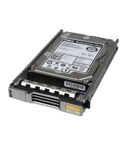 "R3YD9 Dell EqualLogic 300GB 10K 6Gbps 2.5"" SAS HDD w/Tray - 9WE066-157, ST300MM0006"