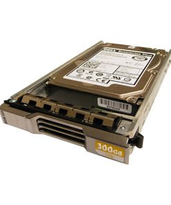 "W6J6V Dell EqualLogic 300GB 10K 6Gbps 2.5"" SAS HDD w/Tray - 9TE066-157, ST9300605SS"
