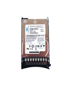 "81Y9670 IBM 300GB 15K 6Gbps SAS 2.5"" HDD for Systems X Server - 81Y9671, 81Y3812, ST9300653SS"
