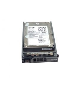 "7T0DW Dell PowerEdge PowerVault 600GB 10k 6Gbps 2.5"" SAS HDD w/Tray - 9PN066-150, ST9600204SS"