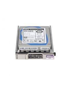 "WMWPW Dell EqualLogic 400GB 2.5"" 6Gbps SAS SSD w/Tray - LB400M, 0WMWPW"
