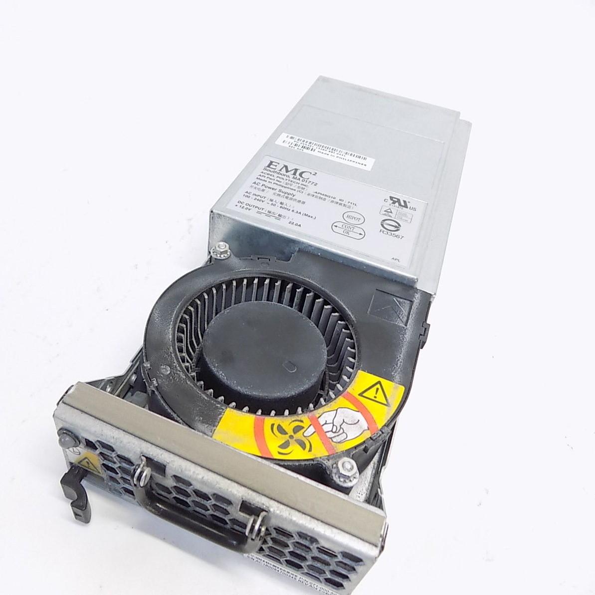 EMC 071-000-462 SPE-N JPE-i Power Supply and Blower