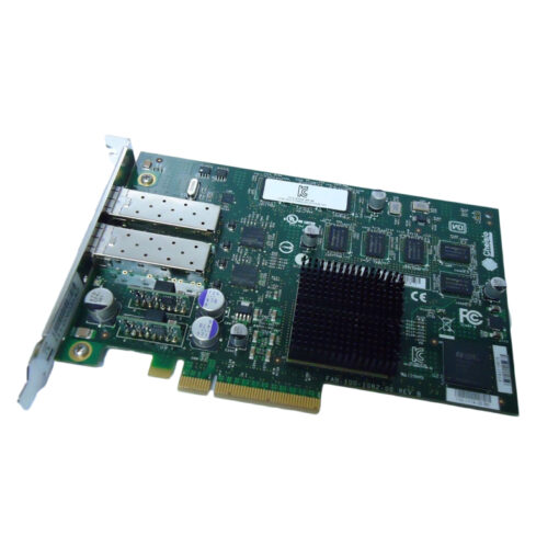 X1107A-R6 NetApp 2-port 10GbE PCIe Card without SFPs - 111-00603, 110-1114-30