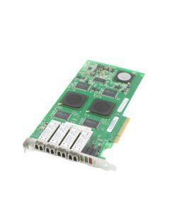 X1130A-R6 NetApp FCP Target 4-port 4Gbps PCIe Card w/SFP - 111-00416, QLE2464-T-NAP