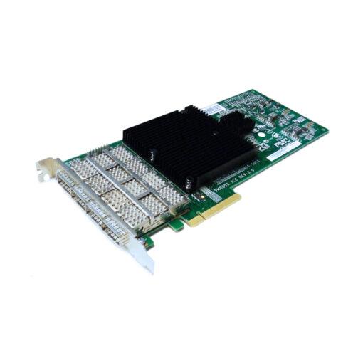 X2065A-R6 NetApp 4-port 6Gbps SAS QSFP Disk/Tape PCIe HBA Card - 111-00341