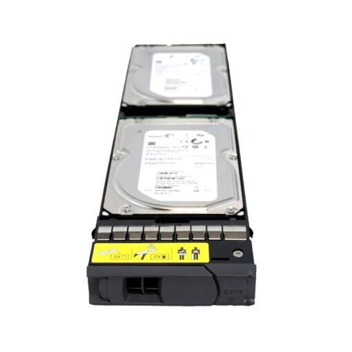 "X478A-R5 NetApp 6TB (2x3TB) 7.2K 6Gbps SATA 3.5"" HDD - 108-00250, SP-478A-R5"