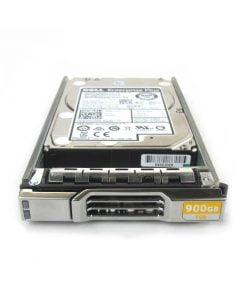 "0F4VMK Dell EqualLogic 900GB 10K 12Gbps 2.5"" SAS HDD w/ Tray - 1EF200-157, ST900MM0168"