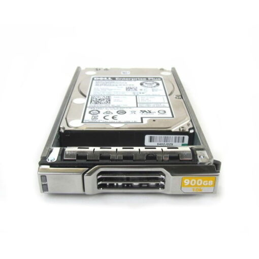 "0F4VMK Dell EqualLogic 900GB 10K 12Gbps 2.5"" SAS HDD w/ Tray - 1EF200-157, ST900MM0168"